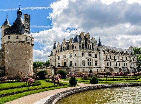 Repülj és vezess! — A Loire menti kastélyok (4 napos út) Egyéni utazások, Repülj és vezess!, Nyugat-Európa, Franciaország