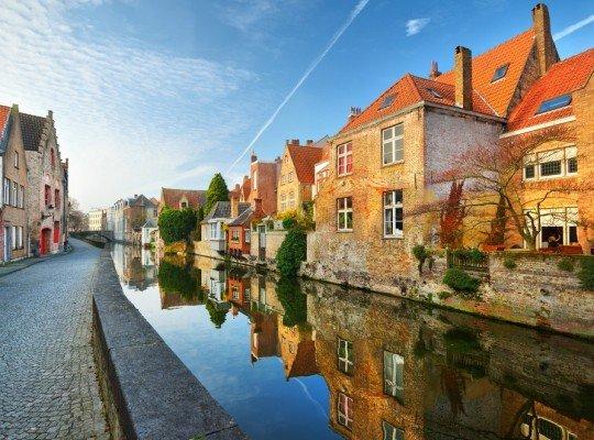 Hosszú hétvégi kalandozás Belgiumban Egyéni utazások, Repülj és vezess!, Nyugat-Európa, Belgium