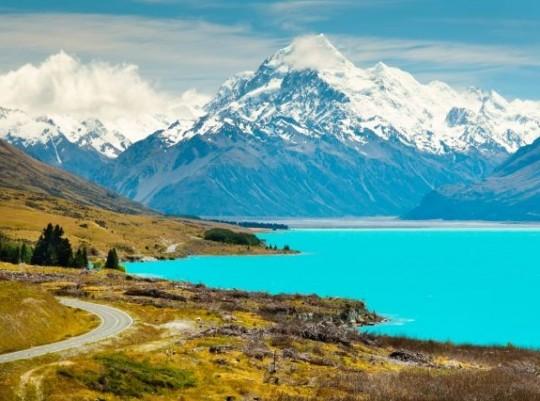 Repülj és vezess! — Új-Zéland tájai Egyéni utazások, Repülj és vezess!, Felfedezőutak, Különleges ajánlatok, Felfedezőutak, Ausztrália és Óceánia, Új-Zéland